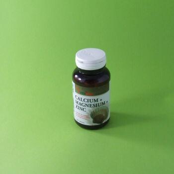 Vitaking Calcium-magnesium-zink tabletta 100db