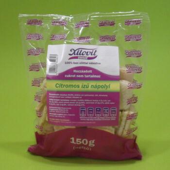 Xilovit Citromos Nápolyi szelet xilittel édesítve 150g